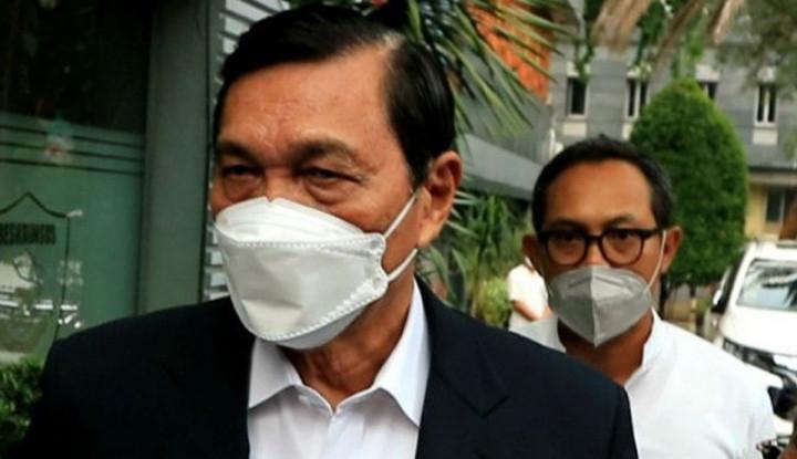 Dinilai Dekat dengan China, Luhut: Indonesia Punya Kepentingan