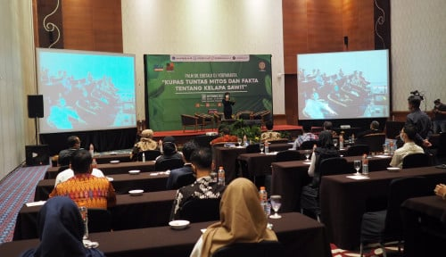 BPDPKS Gelar Palm Oil Edutalk Guna Tepis Persepsi Keliru Kelapa Sawit di Kalangan Siswa Yogyakarta