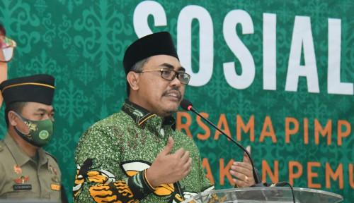 Berkunjung ke Palembang, Gus Jazil Ajak Hidupkan Cagar Budaya Benteng Kuto Besak