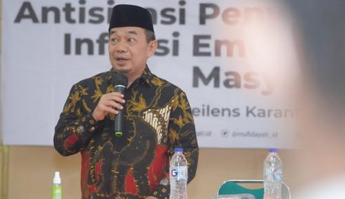 Gandeng Kemenkes, Jazuli Juwaini Gelar Vaksinasi Masal di Kampus UPI Serang