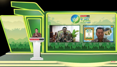 Brantas Abipraya Sabet Best TJSL Award 2021