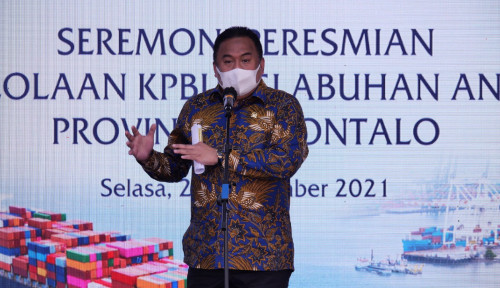 Rachmat Gobel: Pelabuhan Anggrek Bakal Jadi Lokomotif Kemajuan Gorontalo