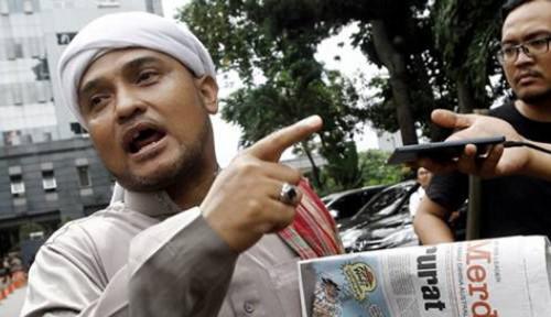 Amarah Cs-Nya Rizieq Shihab Meledak: Rezim Saat Ini Selalu Menutup Mata!