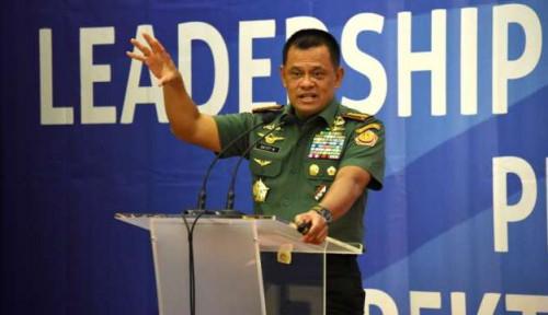 Gatot Nurmantyo Gaungkan Isu PKI, Lagi Cari Panggung Ya...