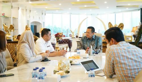 Terima Pengurus LADI, Bamsoet Dorong Pembangunan Laboratorium Anti Doping di Indonesia