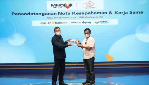 Perluas Jangkauan, MotionBanking Gandeng Pos Indonesia Buat Layanan Setor Tarik Tunai Tanpa Kartu