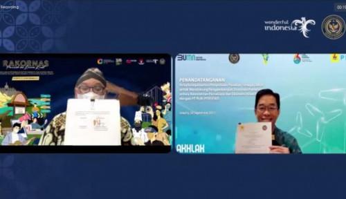 Kemenparekraf dan PLN Dukung Pengembangan Destinasi Wisata Indonesia