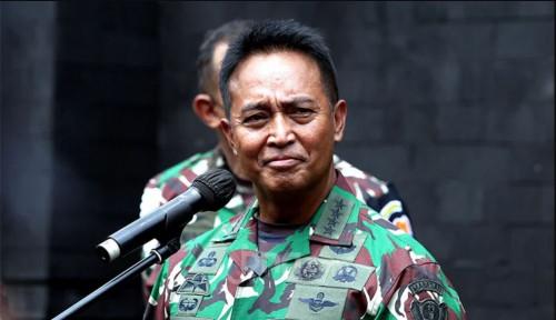 Banyak Faktor yang Bikin Andika Perkasa Berpeluang Besar Jadi Panglima TNI