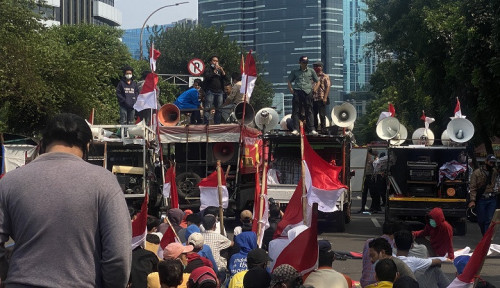 Ancam Demo Lagi, BEM SI: Pak Jokowi, Pecat Firli Bahuri!