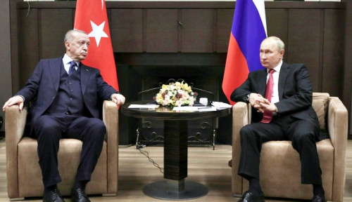 Gawat, Dialog Berjam-jam Erdogan-Putin Ternyata Berakhir Sangat Mengecewakan karena...