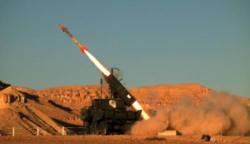 Gak Main-main! Israel Antarkan Rudal Spyder 600 Juta Dolar ke Republik Ceko