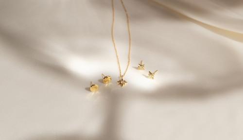 Terinsipirasi Wish Upon a Star, Treasury Hadirkan Koleksi Perhiasan Emas Lumine Series