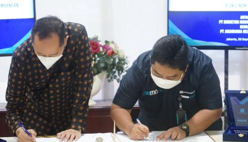 BUMN Survei Indonesia Bersama PT JMRB Akan Kembangkan Bisnis Non-Jalan Tol