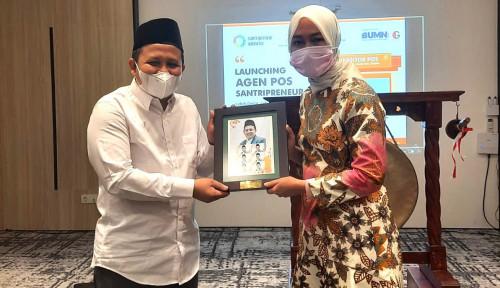 Pos Indonesia Bersama Santripreneur Kerja Sama Memperluas Jaringan