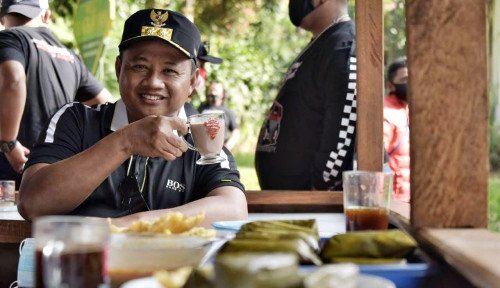 Uu Ruzhanul Ulum Harap Wisata Kuliner Mampu Tingkatkan PAD Jawa Barat