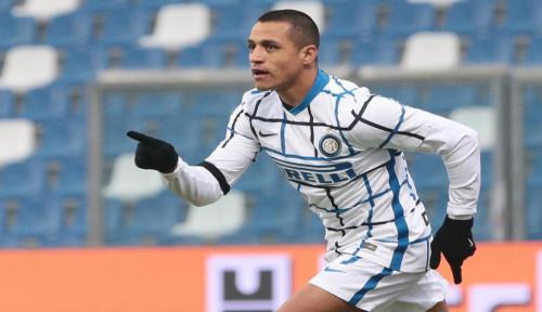 Sering Menghiasi Bangku Cadangan, Sanchez Kesal dengan Inter Milan