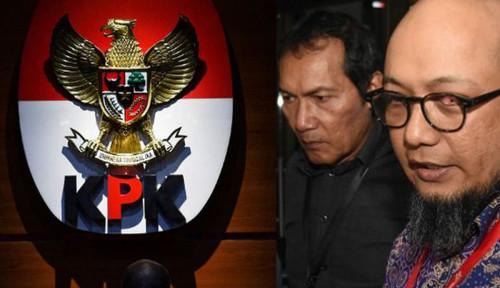 Tajem Bos! Omongan Denny Siregar Telak ke Novel Baswedan: Karma Itu Pedih, Kawan...