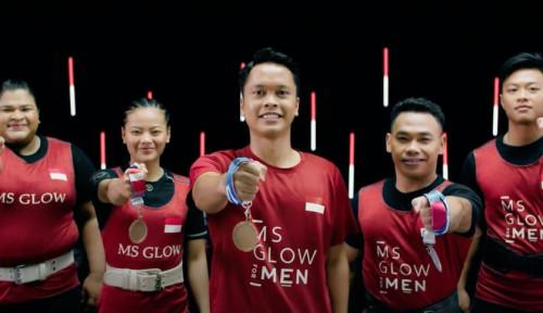 Apresiasi Pahlawan Indonesia! MS Glow Tunjuk 5 Atlet Ini Sebagai Brand Ambassador