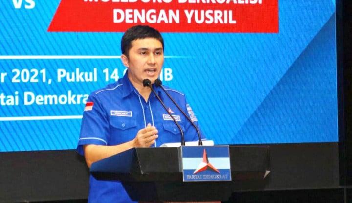 Demokrat Kritik Pedas Pemerintahan Jokowi-Maruf Amin, Simak Isinya