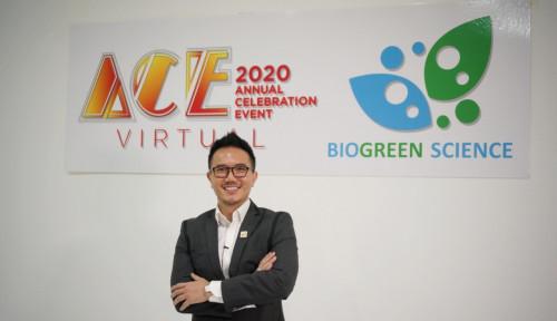 Larry Widjaja Founder Biogreen Scince Pemuda Sukses yang Gemar Beramal