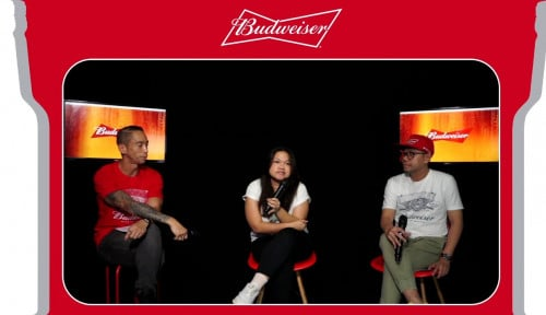 Berkolaborasi dengan DJ Winky dan Influencer, Budweiser Hadir di Indonesia