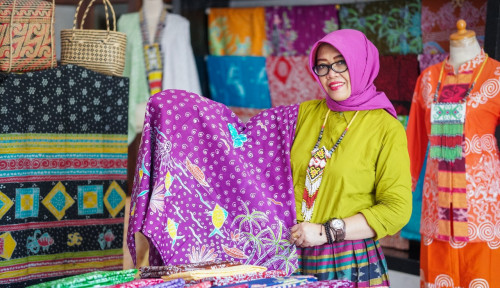 Pupuk Kaltim Tingkatkan Daya Saing Batik Lokal Melalui SNI