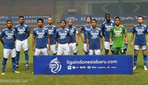 Arungi Seri Dua Liga 1, Persib Bandung Boyong 24 Pemain