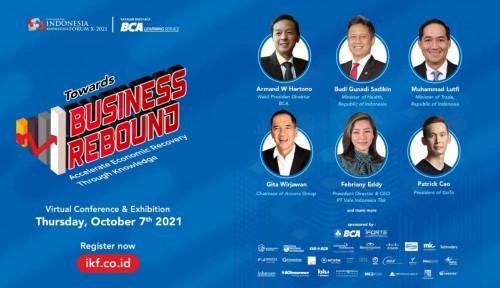 Indonesia Knowledge Forum X-2021: Hidup Berdampingan dengan Pandemi, Menyongsong Pemulihan Ekonomi