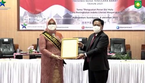Bunda Literasi Hadir di Kabupaten Sumbawa, Dorong Peningkatan Indeks Literasi Masyarakat (PILM)