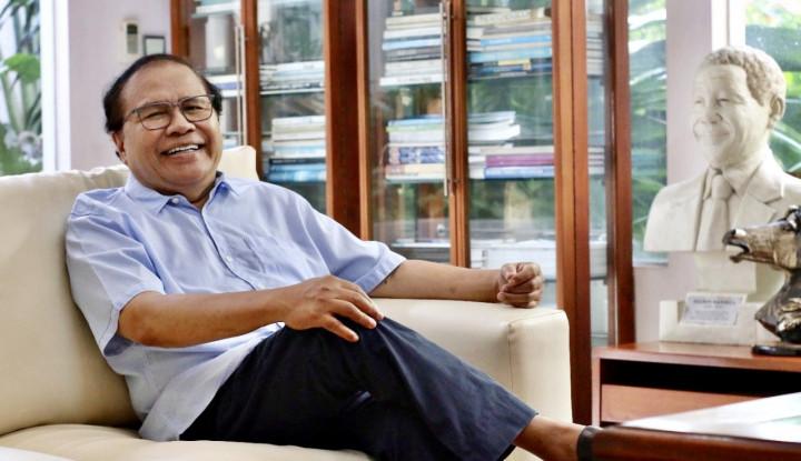 Tak Lagi Demokrasi, Rizal Ramli Sebut Indonesia United Oligarki