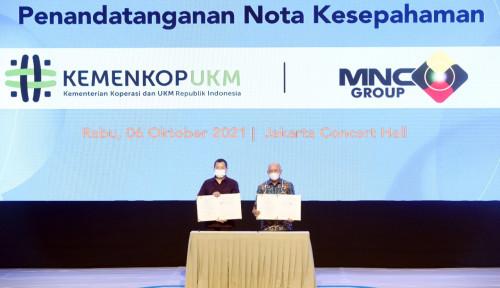 KemenkopUKM Gandeng MNC Group Pacu Transformasi Digital untuk Koperasi dan UMKM
