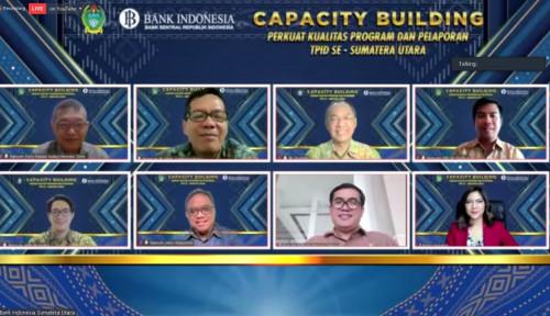 BI Sumut Sukses Selenggarakan Capacity Building Road to TPID Awards 2022