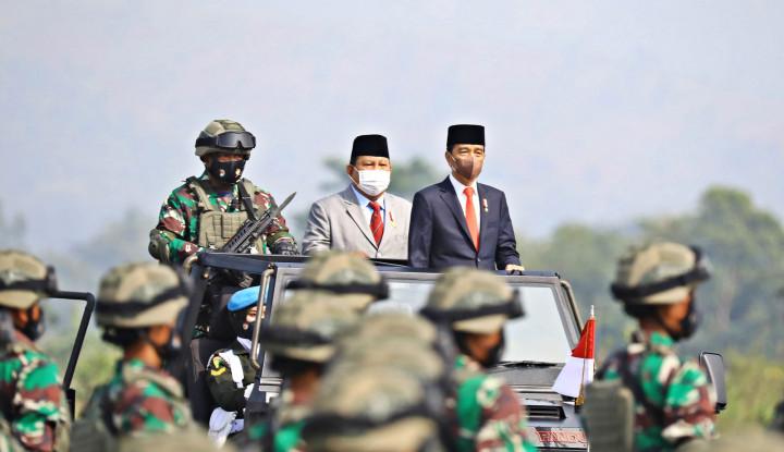 Pak Jokowi Emang Top, Pak Prabowo Aja Sampai Dibuat Begini...Gokil!