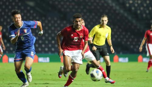 Piala AFC, Timnas Indonesia Langsung Geber TC di Tajikistan