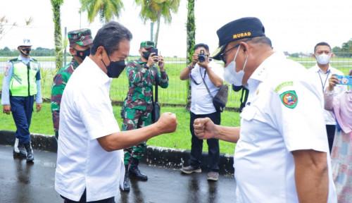 Menteri Trenggono Genjot Produktivitas Perikanan Budidaya di Maluku untuk Sukseskan LIN