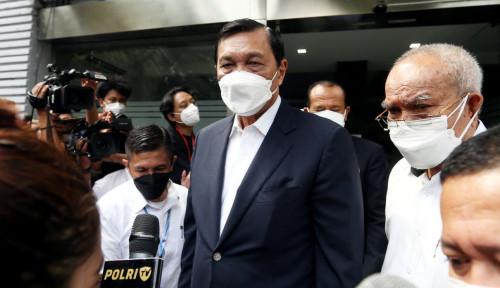 Luhut Lagi Luhut Lagi, 'Jokowi Gak Percaya Menteri Lain?'