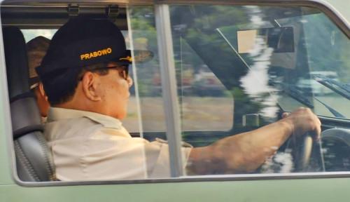 Riza Patria Bilang Prabowo Hari ini Lagi Sibuk Begini, Gak Mikir Copras-Capres