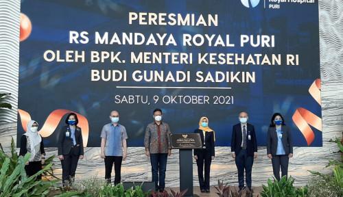 Penuhi Kebutuhan Perawatan Kesehatan, Mandaya Royal Hospital Kolaborasi dengan RS Asal AS dan UK