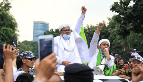 Elektabilitas Habib Rizieq Mumpuni, Deratan Tokoh Ternama Berhasil Dikangkangi