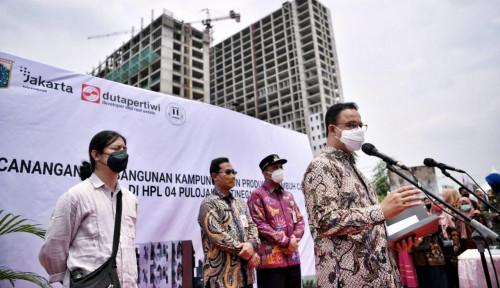 DKI Terancam Banjir, Pasukan Bu Mega Beraksi: Anies Jauh-Jauh Hari Sudah Siapkan Kambing Hitam