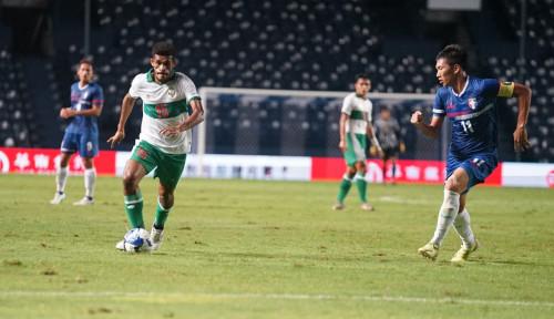 Timnas Indonesia U-23 Bakal Jajal Kekuatan Skuad Tajikistan