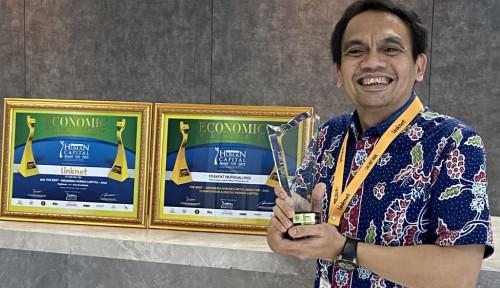 Link Net Raih Penghargaan untuk Pengembangan dan Peningkatan SDM