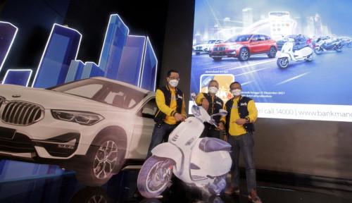 Buruan Pakai Aplikasi Livin', Bank Mandiri Mulai Bagi-bagi BMW X1 dan Motor nih