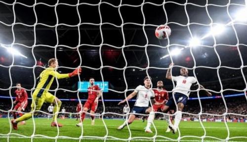Gagal Menang, Inggris Ditahan Imbang di Wembley