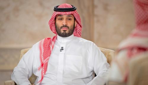 Fantastis, Putra Mahkota Arab Saudi Luncurkan Strategi Investasi Nasional