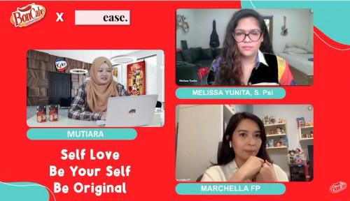 Peduli Isu Kesehatan Mental, BonCabe berkolaborasi dengan Ease Indonesia Bahas Self-Love
