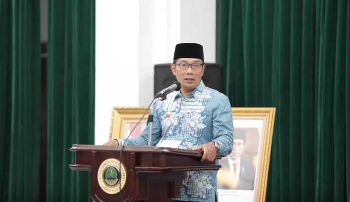 Bangun Program Keumatan di Jabar, Begini Strategi Ridwan Kamil