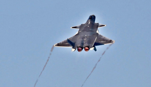 China Bilang Bukan Agresi, tapi Manuver Jet Tempurnya Selalu Menyalahi...