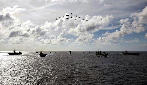 Perlombaan Senjata Jadi Sorotan Besar Menlu Indonesia dan Malaysia