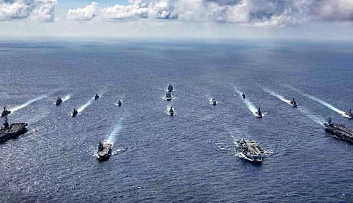 Armada Perang Rusia dan China Kompak Kitari Jepang, Pakar Anggap Sebuah Masalah Besar karena...